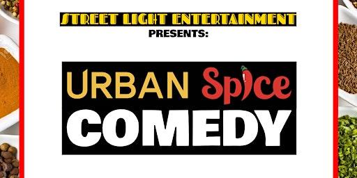 Urban Spice Comedy: Comedy In A Restaurant