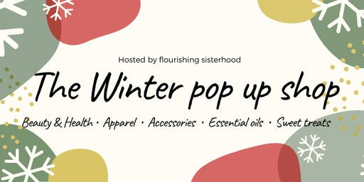 The Winter Pop up Shop
