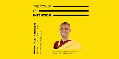 Harlem: The Power of Intention tickets