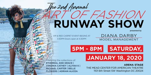 The 2nd Annual The Art of Fashion Runway Show