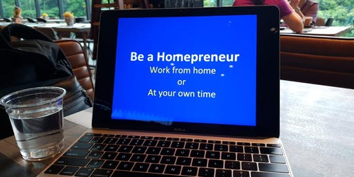 E-commerce Online Business for Homepreneurs