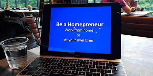 E-commerce Online Business for Homepreneurs