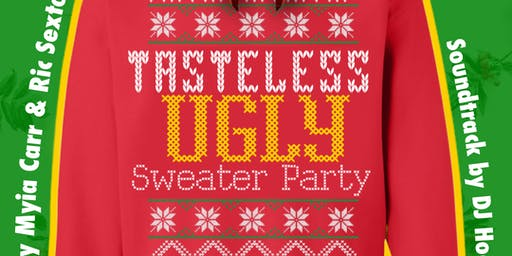 Tasteless Ugly Sweater Party