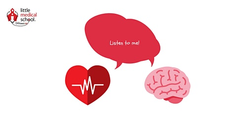 """""""The heart is just a pump""""; the brain said (5-11 Years) tickets"""