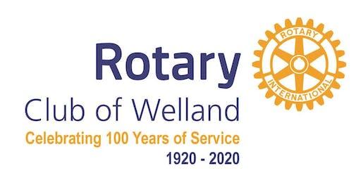 Welland Rotary Luncheon