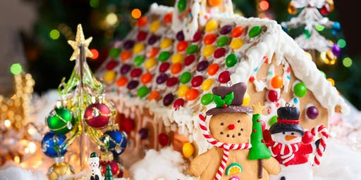 Gingerbread House Kit Giveaway