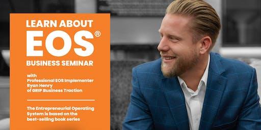 Learn About EOS - Business Seminar - Lansing, Michigan