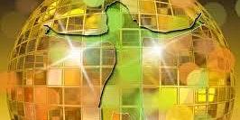 Green and Gold Aussie Disco