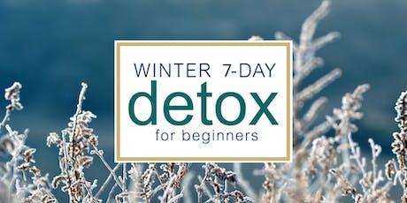 Winter Wellness Detox (After The Holidays) tickets