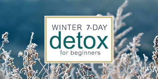 Winter Wellness Detox (After The Holidays)