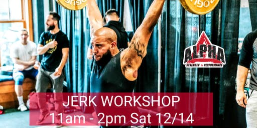 JERK WORKSHOP