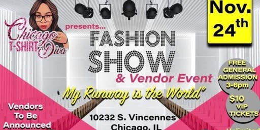 My Runway Is The World!