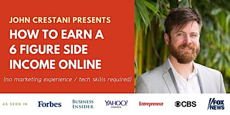 Training on How to Create a Online Business From Anywhere tickets