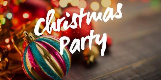 Westjet YVR Christmas Party 2019