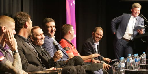 Make A Difference - The Changing Face of Sport Breakfast  2019