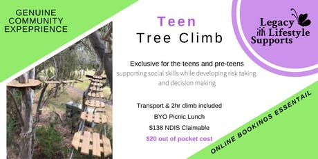 TreeTop Climb Adventure tickets