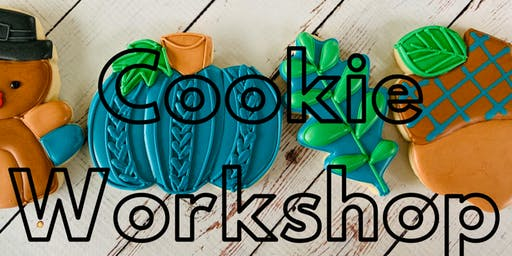 Thanksgiving Cookie Workshop