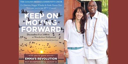 Golden Bridge Choir Concert -Keep On Moving Forward