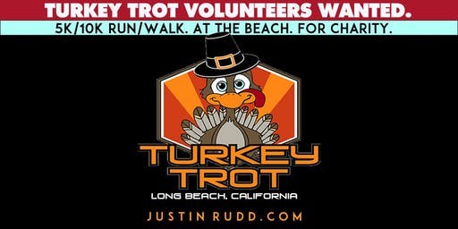 Volunteering for 2019 Long Beach Turkey Trot
