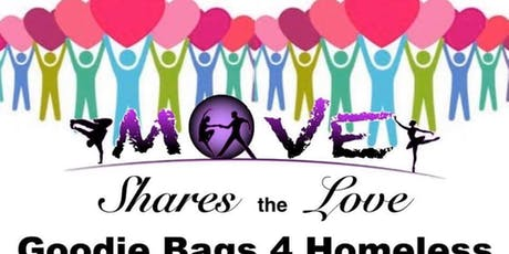Goodie Bags 4 Homeless tickets