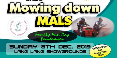 Mowing Down MALS Family Day tickets