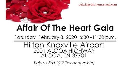 Affair of the Heart Gala