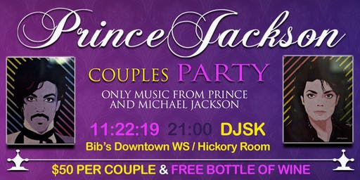Prince Jackson Couples Dance Party