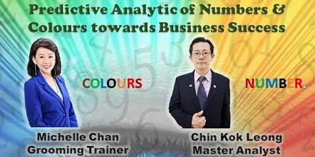 Predictive Analytic of Numbers & Colours towards Business Success tickets