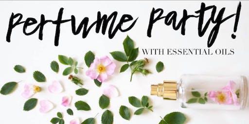 DIY Perfume & Poo Pourri Spray Workshop