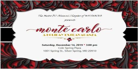 Monte Carlo Holiday Extravaganza tickets