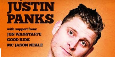 Stand Up Comedy...Justin Panks Leicester Comedy Festival