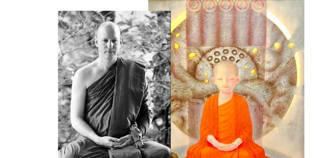 Saturday of Peace. One Day Meditation Retreat with Ajahn Jayanto tickets