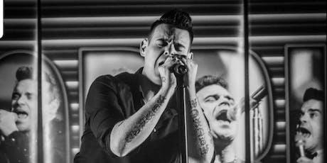 Dan Budd As Robbie Williams  tickets