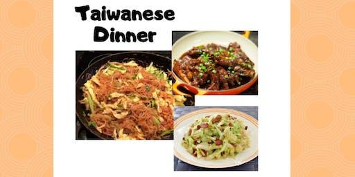 Taiwanese Community Dinner
