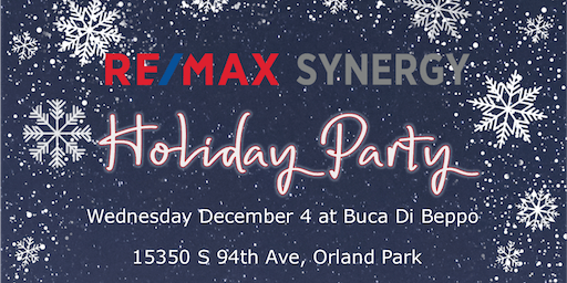 2019 RE/MAX Synergy Holiday Party