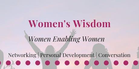 Women's Wisdom tickets