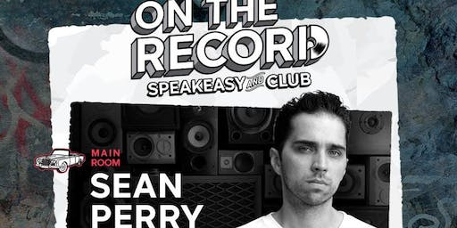 Sean Perry | Free VIP Guest List