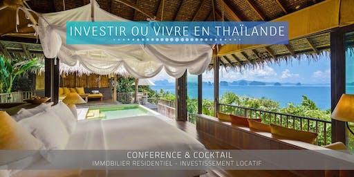 PARIS - Conférence: Immobilier et Vie en Thaïlande