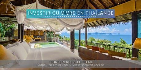 GENÈVE - Conférence: Immobilier et Vie en Thaïlande billets