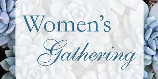 """Women's Quarterly Gathering  with Fr. Steven Borello - """"Learning to Pray"""""""