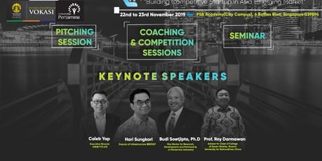 SOUTH EAST ASIA STARTUP SUMMIT tickets