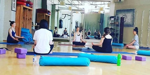 Yoga Beginners 5 week course
