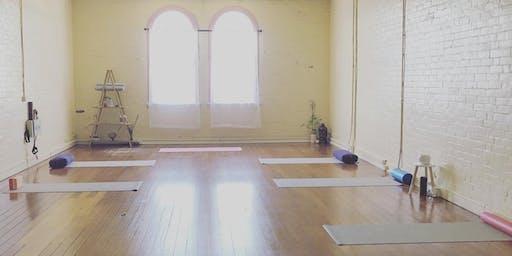 Yin Yoga & Yoga Nidra Feature Class