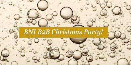 BNI B2B Christmas Party tickets