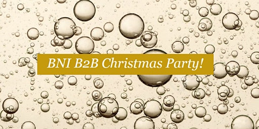 BNI B2B Christmas Party