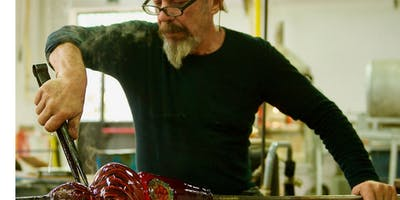 Feast and Furnace: glass blowing spectacular