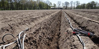 Geophysics and agriculture: a good match?