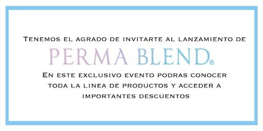 Presentación de Perma  Blend Argentina