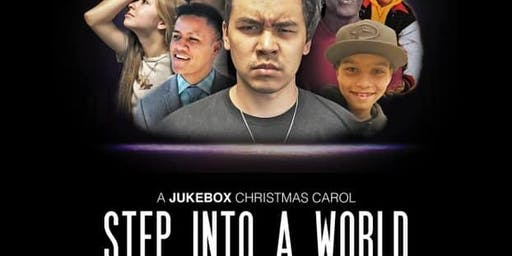 Step Into a World - A Jukebox Christmas Carol