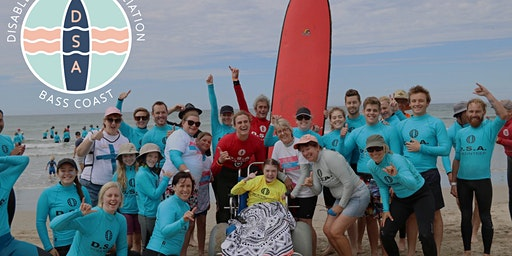 Disabled Surfing Event for All Abilities 2020
